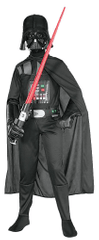 ADC Blackfire Kostým Star Wars Deluxe Darth Vader - S