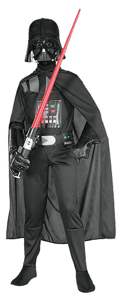 ADC Blackfire Kostým Star Wars Darth Vader - S