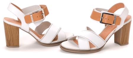 Hispanitas ženski sandali 36 bela