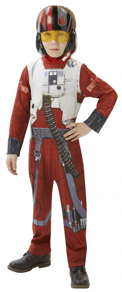 Rubie's Kostým Star Wars X-Wing Fighter Pilot M