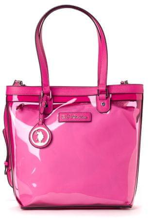 U.S. Polo Assn. ženska ročna torbica roza uni
