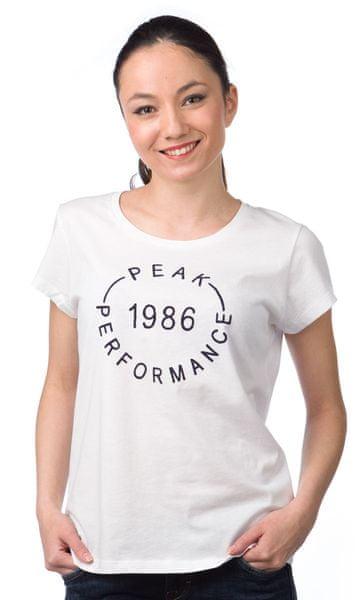 Peak Performance dámské tričko M bílá