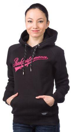 PeakPerformance női pulóver S fekete
