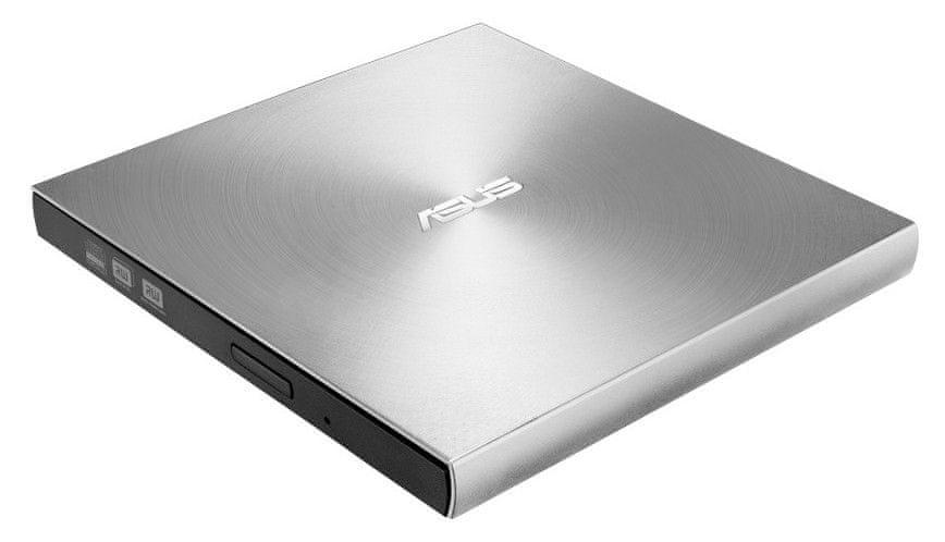 Asus SDRW-08U7M-U, stříbrná (90DD01X2-M29000)
