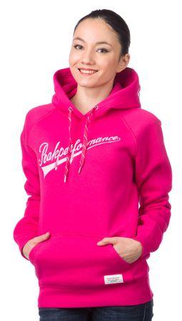 PeakPerformance női pulóver M rózsaszín