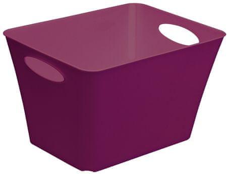 Rotho škatla za shranjevanje Living, 24 l, vijolična