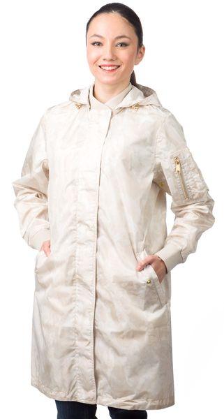 Peak Performance dámský kabát L smetanová