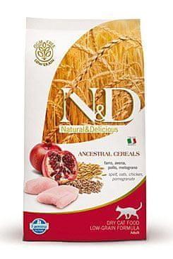 N&D LG CAT Adult Chicken & Pomegranate 5 kg