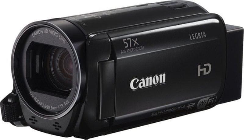 Canon LEGRIA HF R77 + 1000 Kč od Canonu zpět