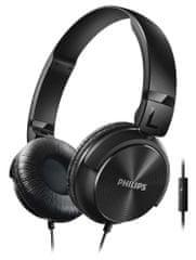 Philips naglavne slušalice s mikrofonom SHL3065