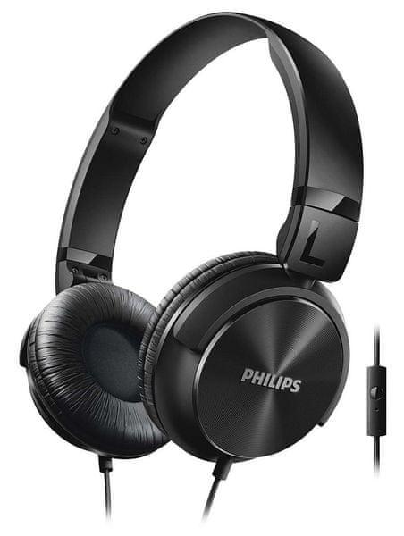 Philips SHL3065BK, černá