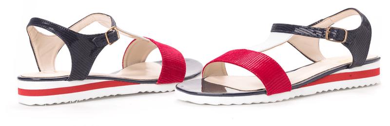 PAOLO GIANNI dámské sandály 41 vícebarevná