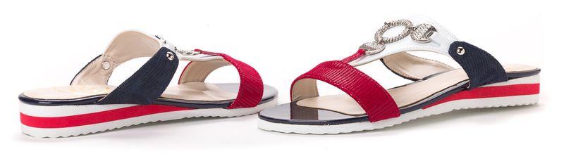 PAOLO GIANNI dámské pantofle 41 vícebarevná