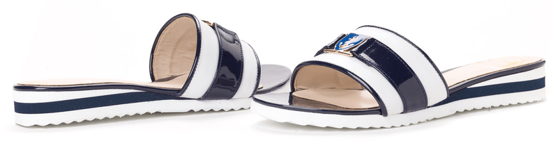 PAOLO GIANNI dámské pantofle 38 modrá