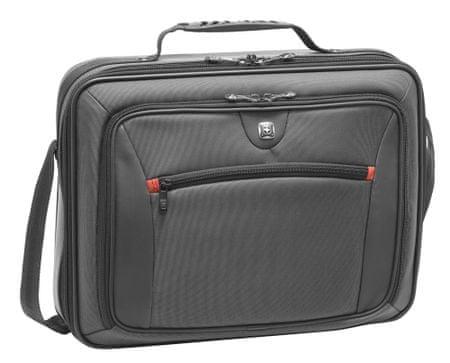 "Wenger INSIGHT Notebook táska 15,6"", Fekete"