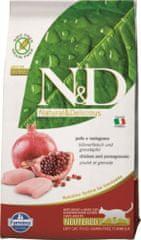 N&D PRIME CAT Neutered Chicken&Pomegranate 1,5 kg