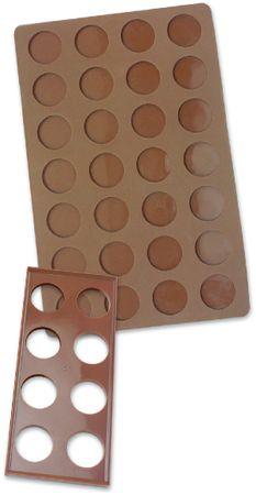 Zenker Podloga za peko makronov, silikon