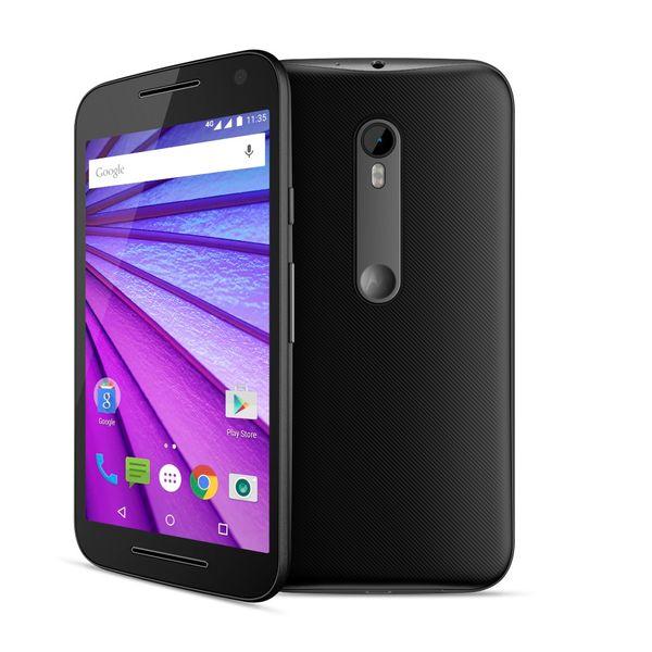 Lenovo Moto G 16 GB, black