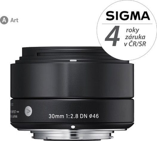 sigma 30/2,8 dn art Sony e-mount