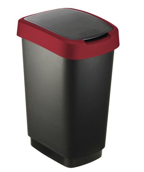 Rotho Odpadkový koš Twist 25 l červená