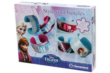 Clementoni set narukvica Frozen (61263)