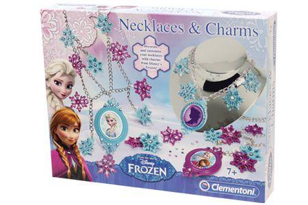 Clementoni set ogrlica Frozen (61264)