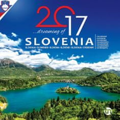 Stenski koledar Slovenija 2017