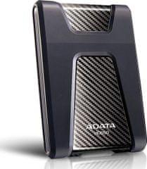 """A-Data dysk zewnętrzny HD650 1000 GB, 2,5"""", USB 3.0 AHD650-1TU3-CBK"""