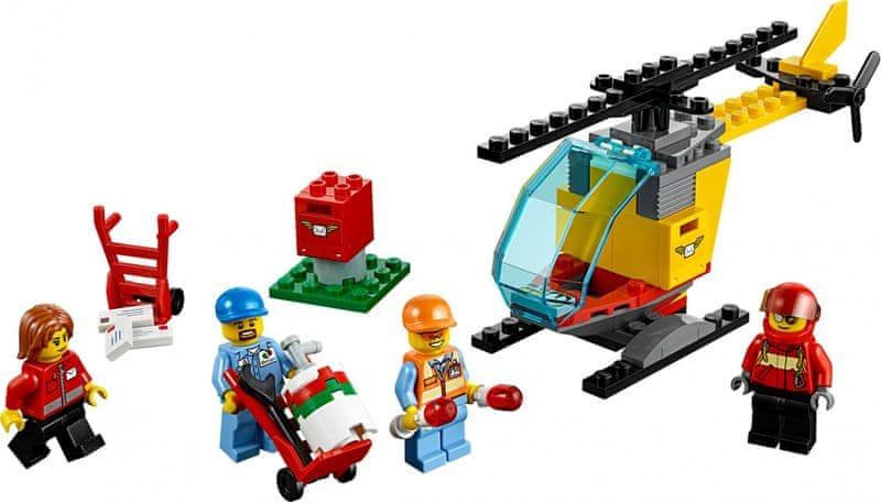 LEGO® City 60100 Letiště Startovací sada