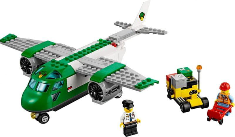 LEGO® City 60101 Letiště nákladní letadlo
