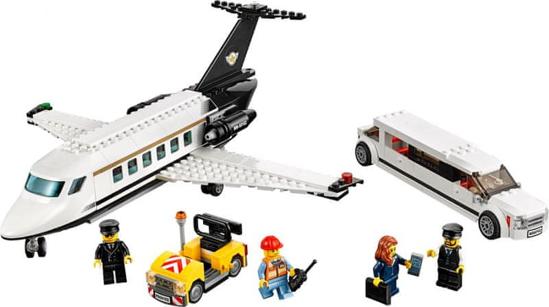 LEGO® City 60102 Letiště VIP servis