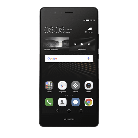 Huawei P9 Lite, Dual SIM, černý