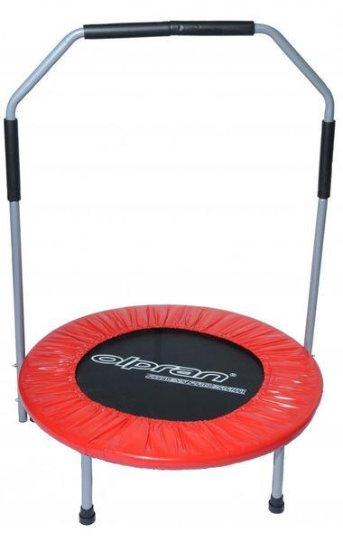 Olpran Trampolína 0,8 m červená + pomocné držadlo