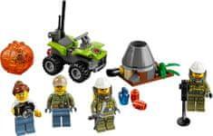 LEGO® City 60120 Početnički komplet Vulkan