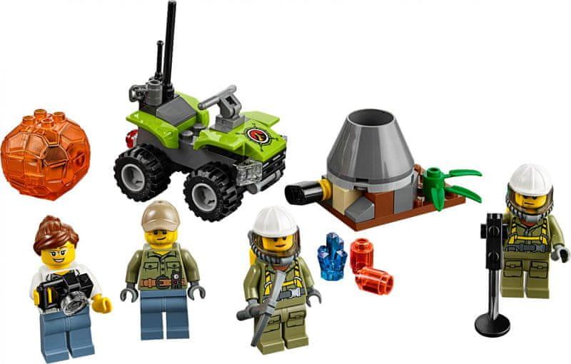LEGO® City 60120 Sopečná startovací sada