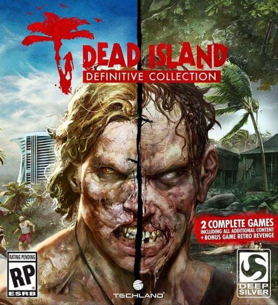Deep Silver Dead Island Definitive edition / PC