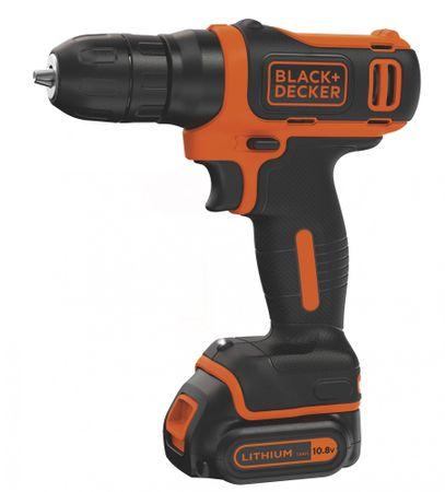 Black+Decker akumulatorski vrtalni vijačnik BDCD12