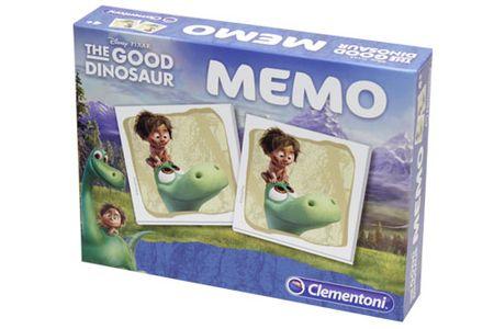 Clementoni igra Memo Good Dinosaur (13482)