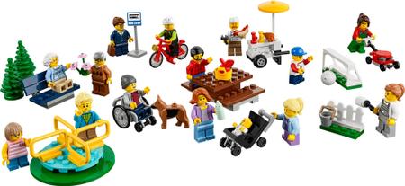 LEGO® City 60134 Zabawa w parku