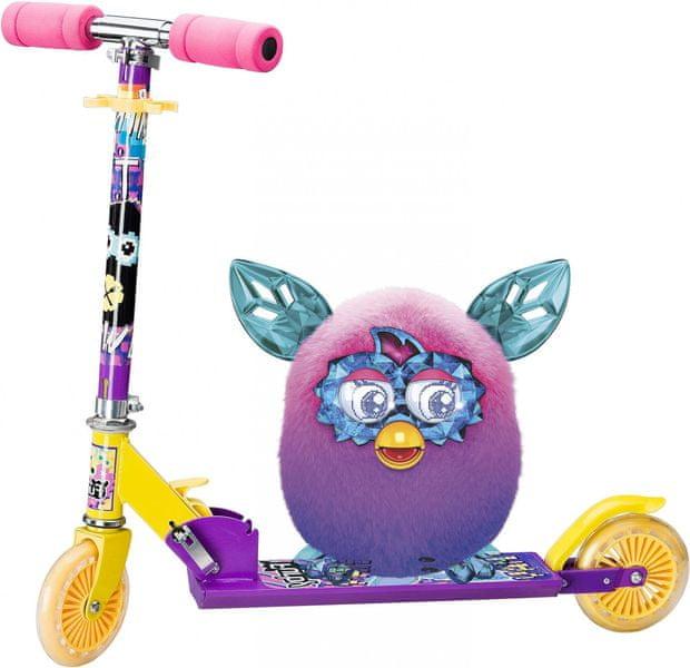 Hasbro Koloběžka Furby