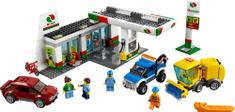 LEGO® City 60132 bencinska črpalka