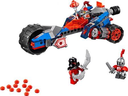 LEGO Nexo Knights 70319 Macyjino gromsko kladivo