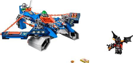 LEGO NEXO KNIGHTS™ 70320 Aaron Foxov zračni napadalec V2