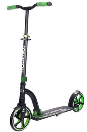 Hudora skiro Big Wheel Flex 200, zelen