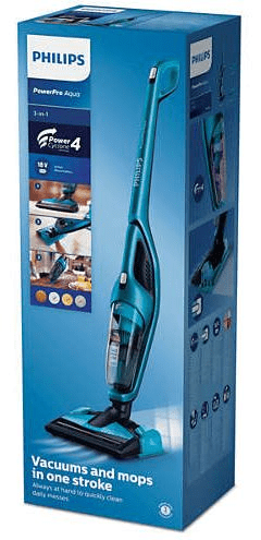 Philips FC6404/01 PowerPro Aqua sesalnik in sistem za čiščenje - Odprta embalaža