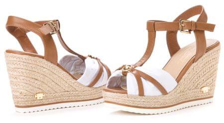 Tom Tailor ženski sandali 40 bela