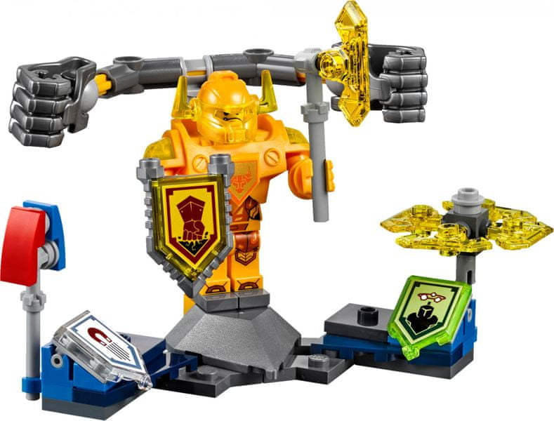 LEGO® NEXO KNIGHTS™ 70336 Úžasný Axl