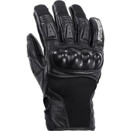 FireFox športne mrežaste rokavice, črne, 9,5
