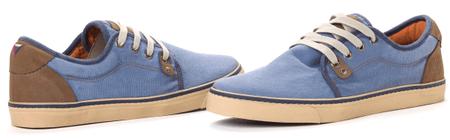 s.Oliver férfi sportcipő 45 kék