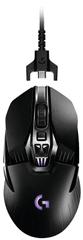 Logitech miš G900 Chaos Spectrum Wireless, crni